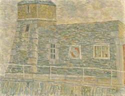 Swyddfa'r Harbwr Feistr, Porth Amlwch / Harbour Master's Office, Amlwch Port