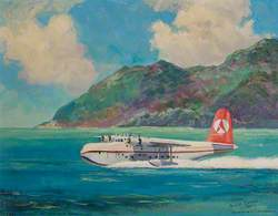 Sunderland ML814 'Islander' at Lord Howe Island