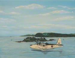 'Z' W4004, 10 Squadron RAAF Drake's Island