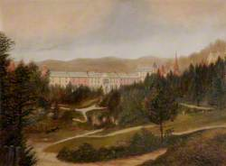 Norton Terrace and the Rock Park, Llandrindod Wells