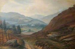 The Hall, Abbey Cwm Hir