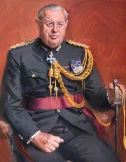 Brigadier A. C. Vivian, CBE (Colonel Royal Welch Fusiliers, 1984–1990)