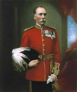 Major General Sir Luke O'Connor (1831–1915), VC