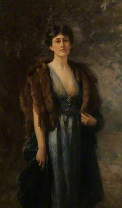 Mabel Carlisle, Wife of Hugh Edwardes, 6th Baron Kensington