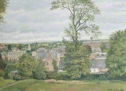 Haverfordwest, Looking North from Foley House