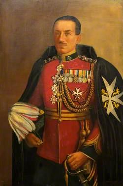 Colonel Sir James Lewis Sleeman (1880–1963), CB, CMG, CBE, MVO, 6th Battalion Welch Regiment