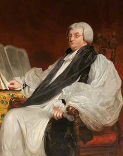 Bishop Thomas Burgess (1756–1837), Bishop of St David's (1803–1825), Bishop of Salisbury (1825–1837), Founder of St David's College
