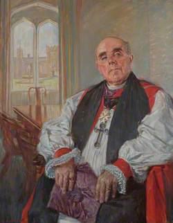 John Richards (1901–1990), Bishop of St David's University College (1971–1977)