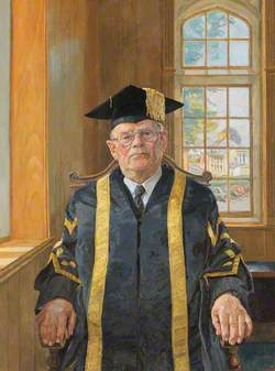 Evan Roderic Bowen (1913–2001), President of St David's University College (1977–1992)