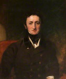 John Scandrett Harford II (1785–1866), Donor of the Site for St David's College, Benefactor and Sub Visitor