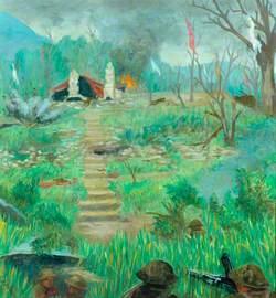 Kohima Battlefield