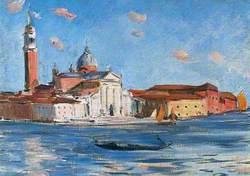 A Scene in Venice