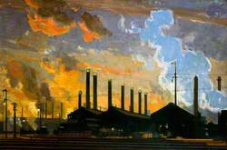 British Industries: Steel