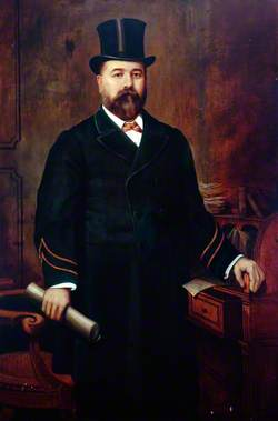 William Kirk, Station Master, Liverpool Central, Cheshire Lines Committee