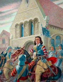 Huntingdon: Oliver Cromwell