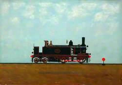 Great Eastern Railway Passenger Tank Engine, Stratford, 1882