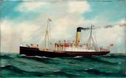 SS 'Kirkham Abbey'