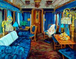 Queen Victoria's Saloon (Day Compartment)