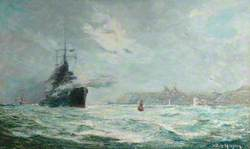 The Bombardment of Whitby, 16 December 1914