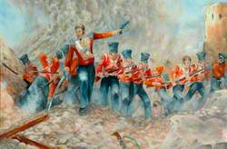 Into the Breach, the 14th Regiment of Foot