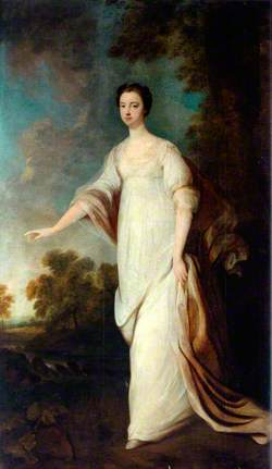 Mrs Elizabeth Allanson of Studley Royal
