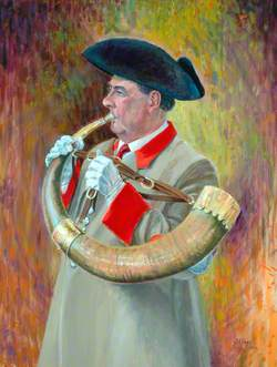 The Ripon Horn Blower AD 2000, Mr Alan Oliver