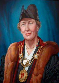 Mrs Margaret Sara Steven, the First Woman Mayor of Ripon (1941–1942)