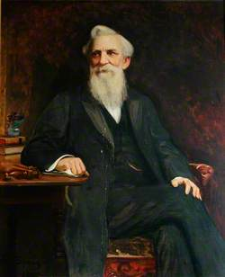 Thomas Whittaker, JP, Mayor (1880–1881)
