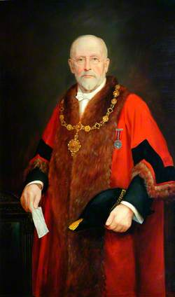 Joseph Sinfield, Mayor (1901–1902)
