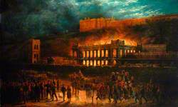 Burning of the Spa Saloon, 8 September 1876