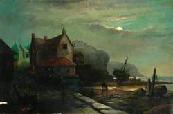 Robin Hood's Bay, Moonlight