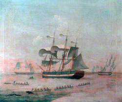 Whaling Fleet