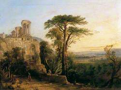 Temple of Vesta, Tivoli