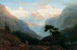 Vale of Lauterbrunnen, Switzerland