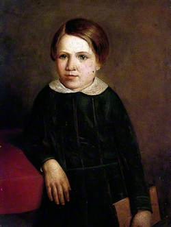 Thomas Alexander Patterson as a Child