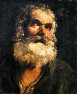 Head of St Peter