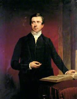 Reverend James Parsons (1799–1877)