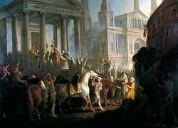 The Election of Darius