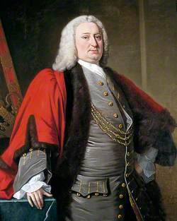 Alderman James Rowe