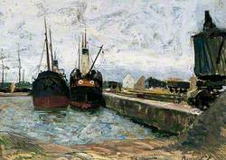 Glasson Dock, Lancashire