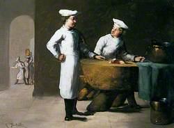 Les marmitons (Kitchen Boys)