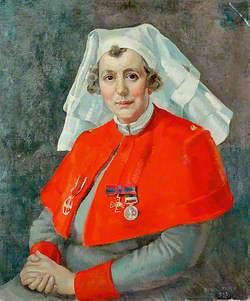 Nurse Ellis (?)