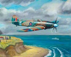 Hawker Hurricane Mk11B BH281, VD-C