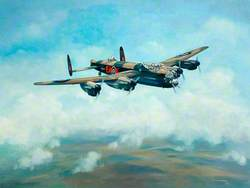 Lancaster 111 JB421 K-King of 49 Squadron