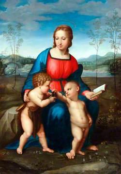 The Madonna del Cardellino