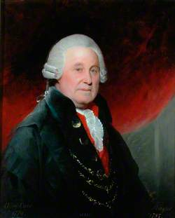 Alderman Carr, Lord Mayor