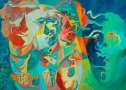 The Four Musicians