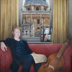 Dr Margaret Bent (b.1940)