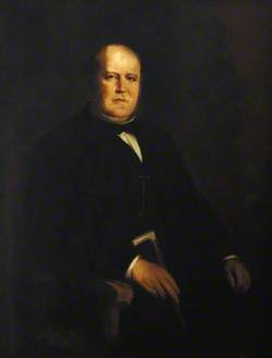 Sir Robert Burnett David Morier (1826–1893)