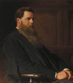 Sir Edward Burnett Tyler, Senior Commoner (1883), First Professor of Anthropology (1896–1909), Honorary Fellow (1903)